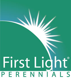 First Light Perennials Logo